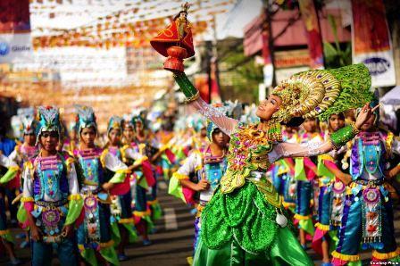 Sinulog Festival honors Señor Santo Niño