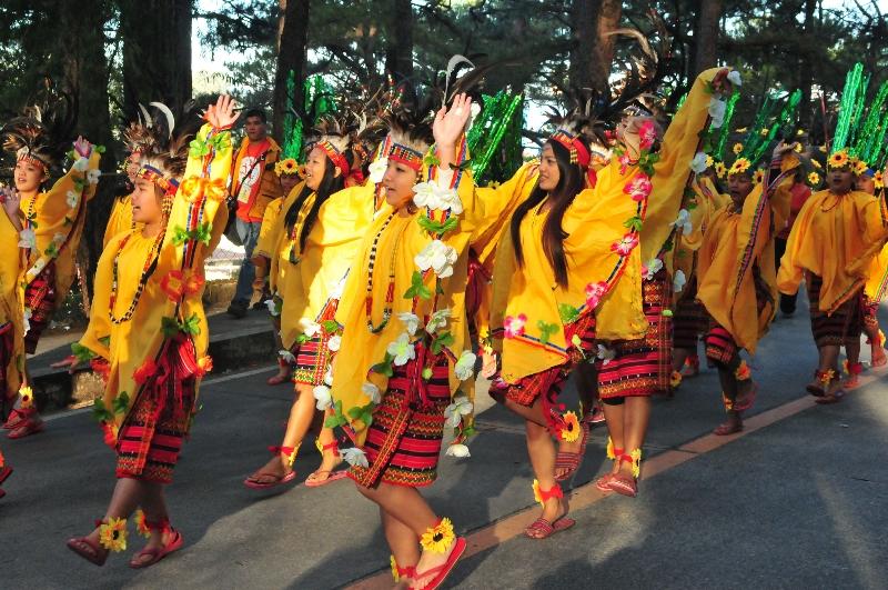 Panagbenga Festival in Baguio