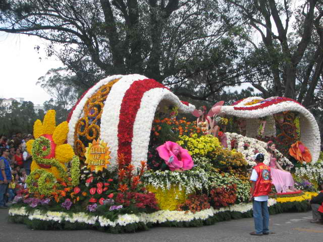 Panagbenga Festival Grand Float Parade