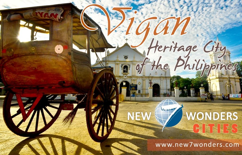 Vigan Philippines  City pictures : vigan philippines new7wonders cities