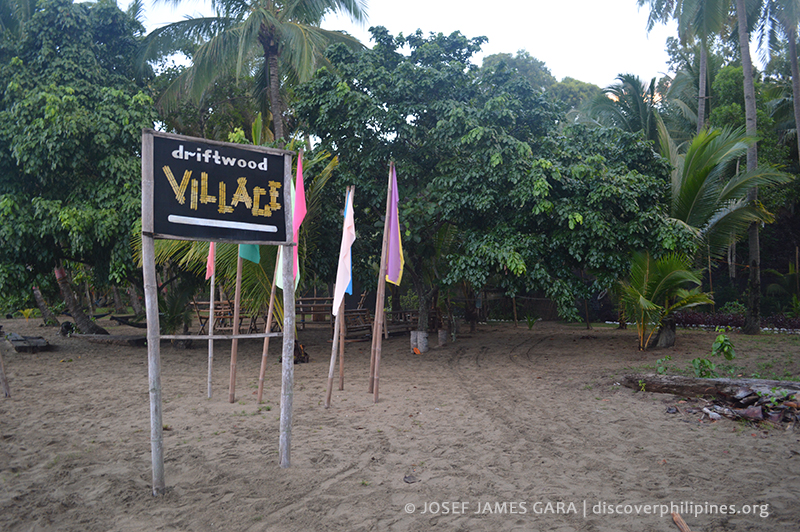 Driftwood Village, Sipalay City, Philippines